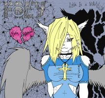 Love virus colored by WhiteFurr