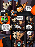 Ratchet And Clank After The Nexus - Page 28 by lombaxesdimension
