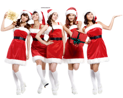 PNG : Wonder Girls by chazzief