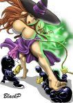 The kidnap of Sorceress 5 by BlackProf