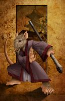 Splinter by Ninja-Turtles