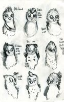 Gryphon: January Volume I Page 3 by TheGreekDollmaker