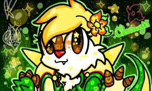 Honey The Chesnaught by PoyosEpicProductions