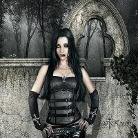 The Dividing Wall by vampirekingdom