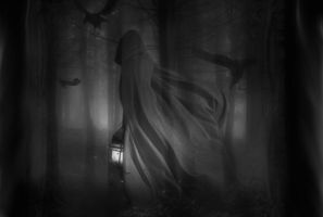 Into the Shadows by Paganheart22