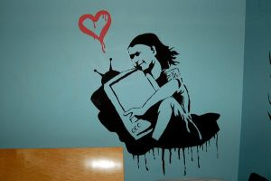 banksy makes me smile by uber-pansy