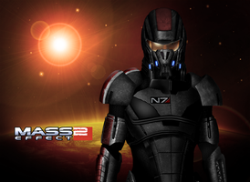 Mass Effect 2 The One (2010) by RedLineR91