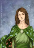 Emerald Kensou by Lythilien