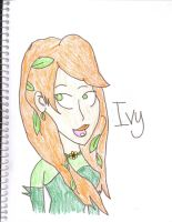 Fear the Ivy by ButterfliesInMeTummy