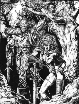 Death's Head II issue 3 cover by LiamSharp