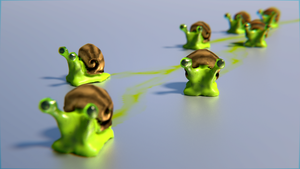 Snails! by Reaperrr1