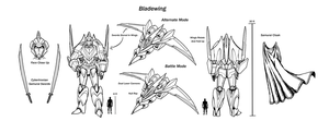 Bladewing Character Sheet by Laserbot