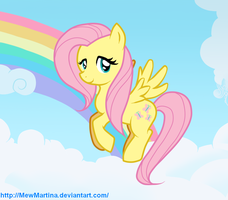 Fluttershy by MewMartina