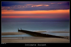 Intimate Sunset by RoieG