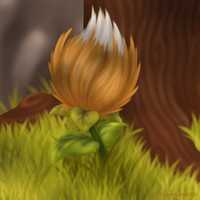 Daily Art - 316 - Foxflower by SuperSiriusXIII