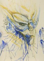 Garrus 5 by CuriousCanvas