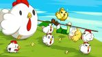 Cucco Celebration by Krustalos