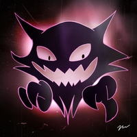 Haunter  by SparklingAmphy