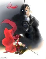 the Scarlet by twisted-wind