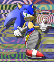 313 - Sonic Kick - GD by DjSMP