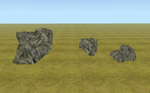 WarriorMeshes II. Pack 1, Dens and Caves III. by WulfTheWolf