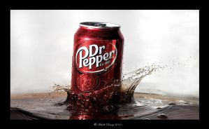 Dr. Pepper by MichelleRamey