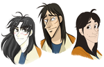 Kaiji Styles by zombiefruits