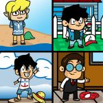 Young Heroes by bobpatrick7