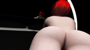 Cathy Toshlyra  - Relaxing 4 ( dat ass 2) by r9xchaos
