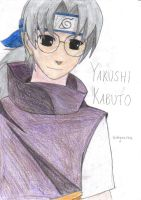 Kabuto-kun....a little better? by reimyourou