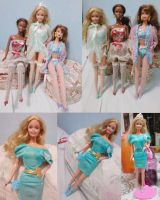 Barbie Mattel in Victoria Secret by seawaterwitch