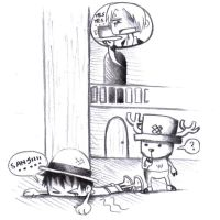 Luffy ha fame by Angy89