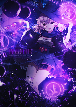 Magic by weikei123