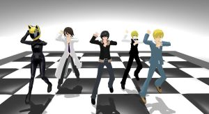 Video-Durarara Style by DurararaKing