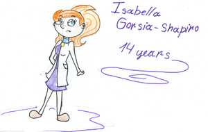 Isabella Gorsia-Shapiro by IsabellaGorsia