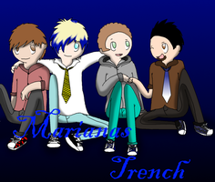 Marianas Trench by AllTrenchDisco