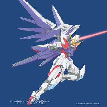ARD Build Strike Gundam Full Package by wdy1000