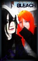Bleach couple? by SukerForTheCardGames
