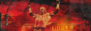 TRIPLE H V2 by KINGMEZOARTS