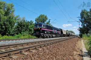 0659 001 with freight near Gyor in august, 2012. by morpheus880223