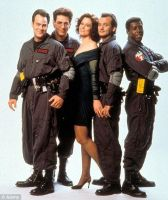 GhostBusters - 1984 Cast by Dreamerforever2004