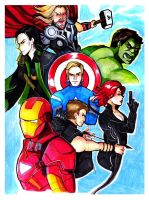 Assemble.. and stuff.. by fluffy-fuzzy-ears