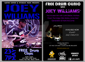 Drum Clinic by scorpio1583