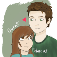 Tobuscus and Burnt by HEYDAYLE