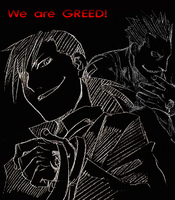 The Two Greed's by GreedLin