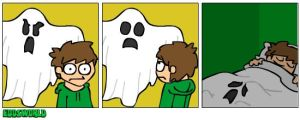 EW Comics - Ghost by eddsworld