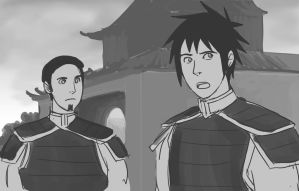 Avatar Animation project: Scene 1: View 9 by SkiM-ART
