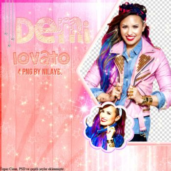 DemiLovato2014Seventeen Magazine Shooting PNG Pack by ChocolatePhotoshop