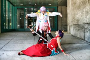 AX2011 - Utena by MikeRollerson