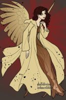 Eponine Angel by Pipin411